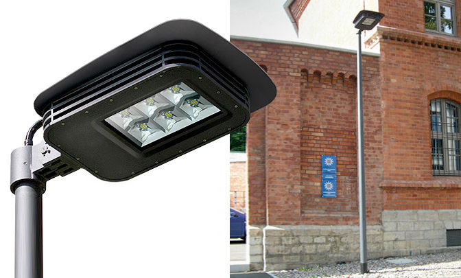 A 0.11 - Model Group LED Street Lights - Series Colight CL3