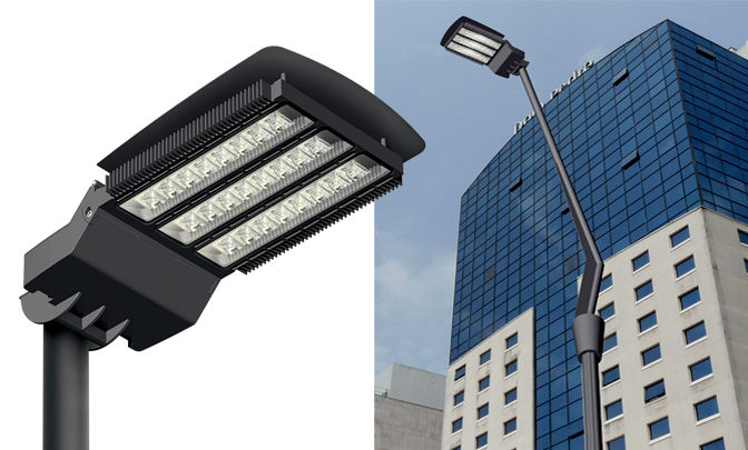 A 0.12 - Model Group LED Street Lights - Series Golf 1