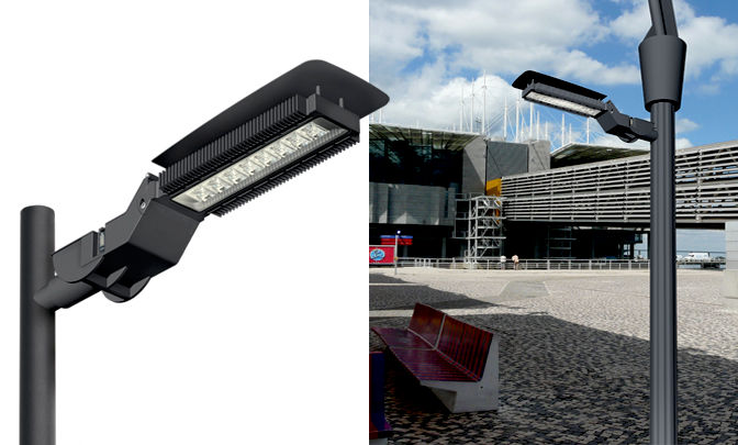 A 0.13 - Model Group LED Street Lights - Series Golf 2