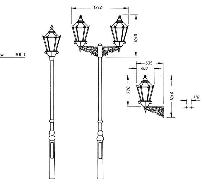 Series Altstadt Ii 2k Moxa Lighting Gmbh