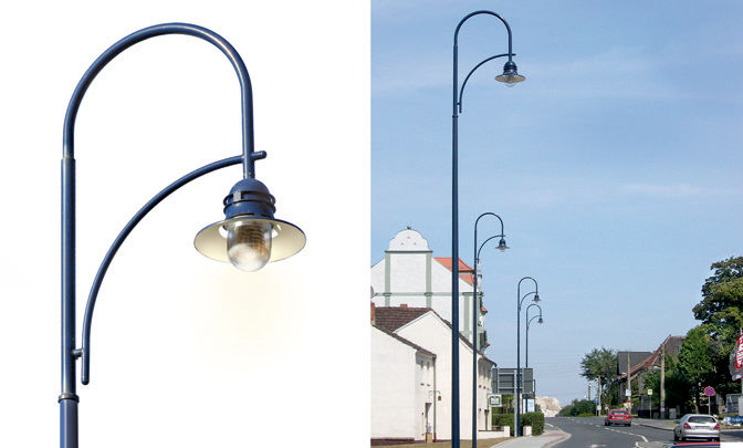 Series Sassenheim - also suitable for LEDs