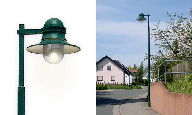 Series Schwaben I - also suitable for LEDs