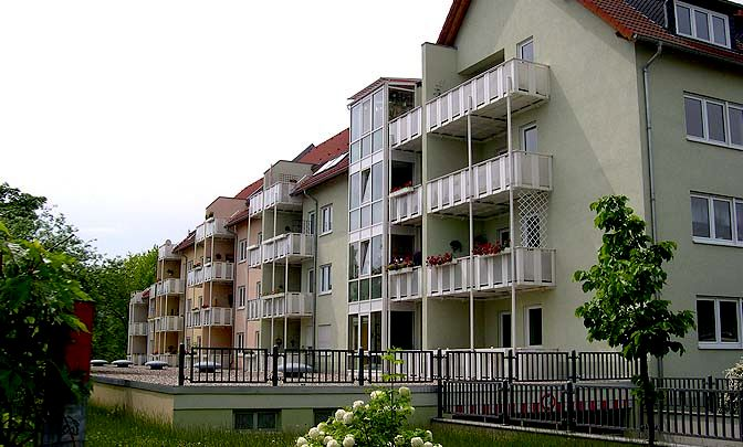 Special Construction Balconies - Wurzen